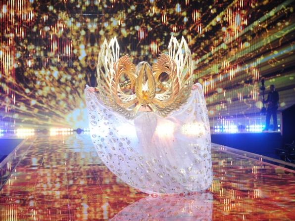 Goddess-Inspired Wings