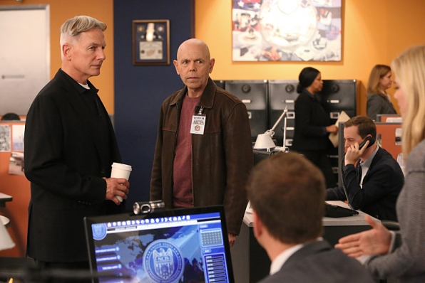 """The Enemy Within"" - NCIS S12 E12"