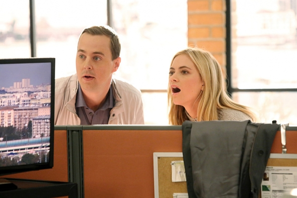 """""""The Enemy Within"""" - NCIS S12 E12"""