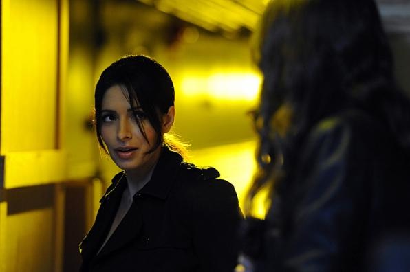 Sarah Shahi as Sameen Shaw