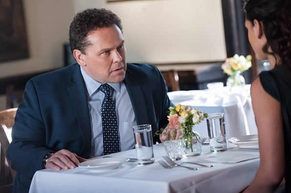 Fusco on a date?