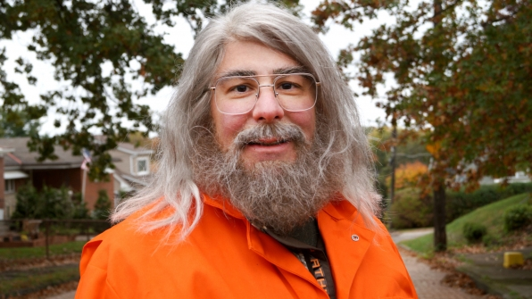 Bill Peduto, the Mayor of Pittsburgh, goes undercover