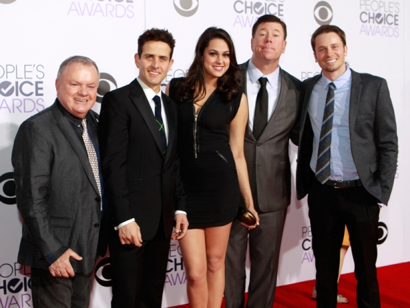 The Cast of The McCarthys