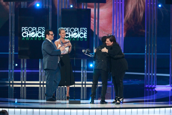 Congratulations to Melissa McCarthy on her PCA win!