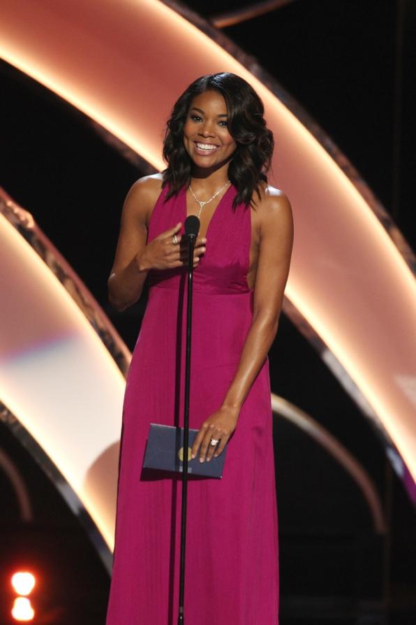 Gabrielle Union presents Favorite Network TV Drama.