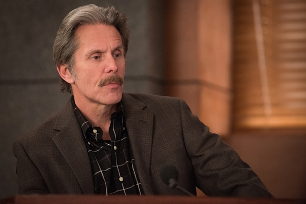 Gary Cole reprises his role of Kurt McVeigh