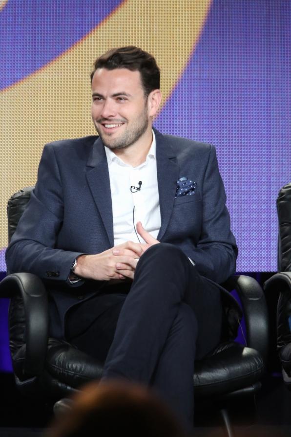 Executive Producer, Ben Winston