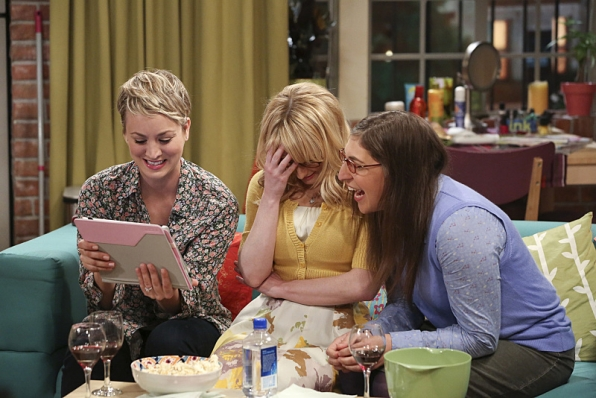 Penny and the Girls (The Big Bang Theory)