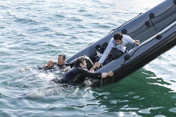 """""""Love Boat"""" - Scorpion S1 E16"""