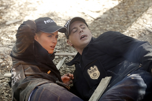 """Blast from the Past"" - NCIS S12 E16"