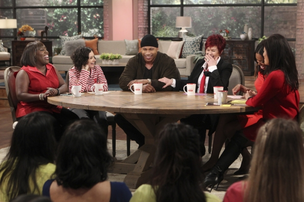 6. LL Cool J Stopped By To Talk About Hosting The GRAMMYs!