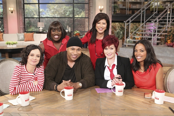 LL Cool J can't stay away from the ladies!