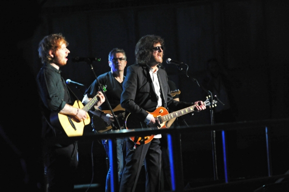 Jeff Lynne's ELO and Ed Sheeran