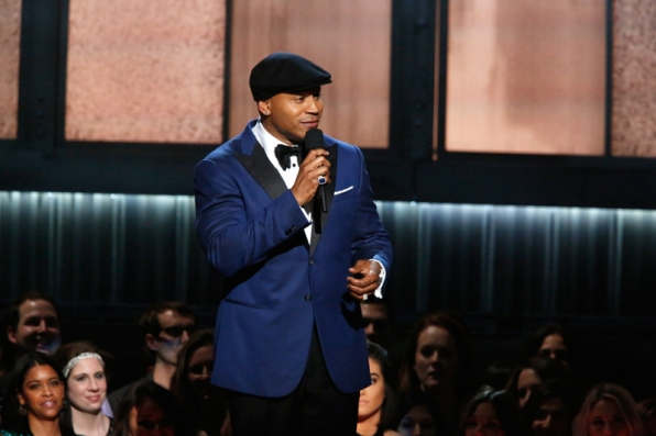 LL COOL J Hosts The 57th Annual GRAMMY Awards