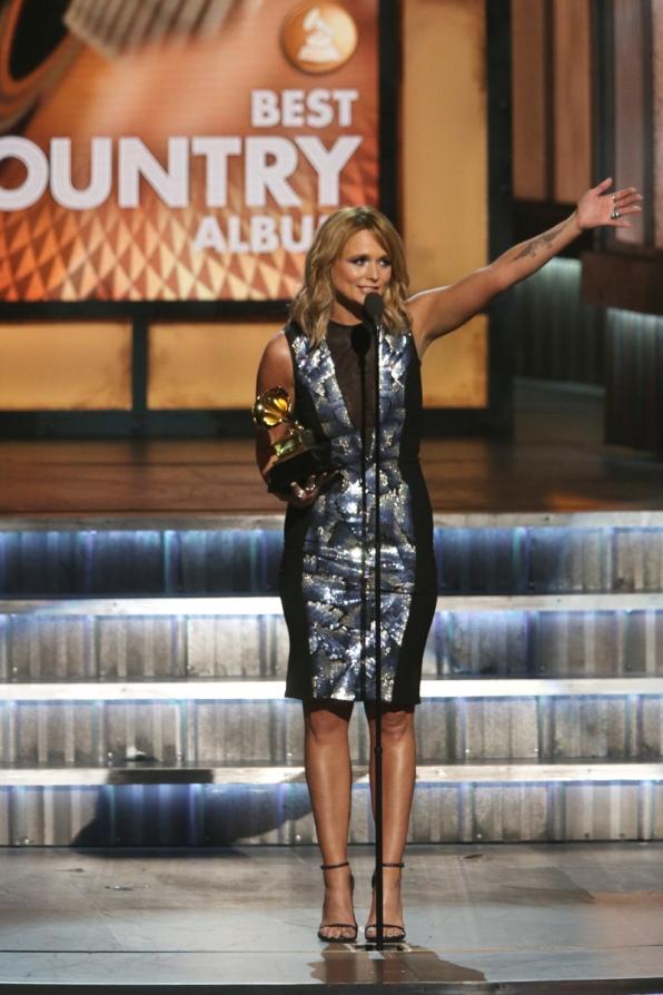 4. Miranda Lambert