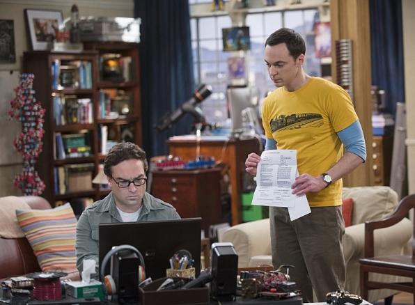 Big Bang Theory Room Temperature