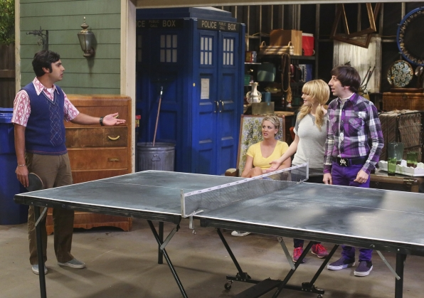 A game of ping pong