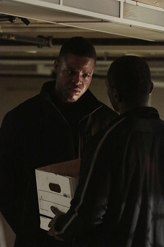 Winston Duke returns as crime boss, Dominic.