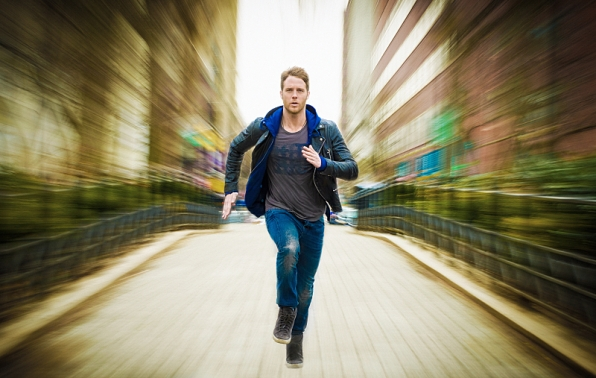 Jake McDorman as Brian Finch in <i>Limitless</i>.