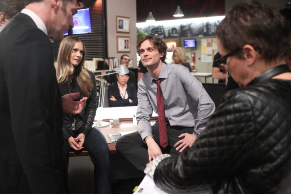 "Matthew Gray Gubler Directs ""Mr. Scratch"" S10 E21"