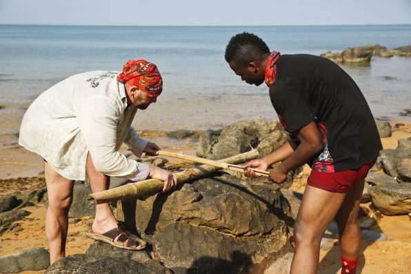 4. What surprised you the most about your Survivor experience?