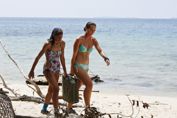 4. How was Survivor different than how you thought it would be?