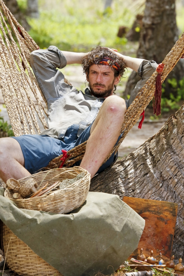 7. If you were to create an ice-cream flavor inspired by Survivor, what would it taste like?