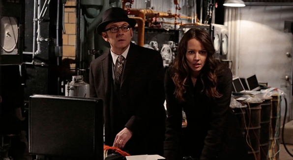 Finch and Root race to save The Machine.