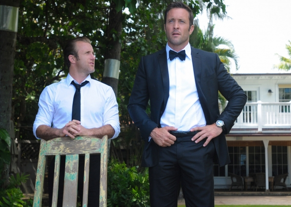 Danny and McGarrett - Hawaii Five-0 Season Finale