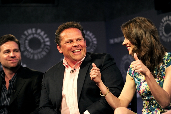 5. Kevin Chapman got some extra lovin'.