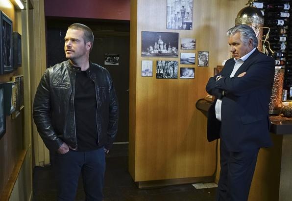 """Chernoff, K."" - NCIS: Los Angeles Season Finale"