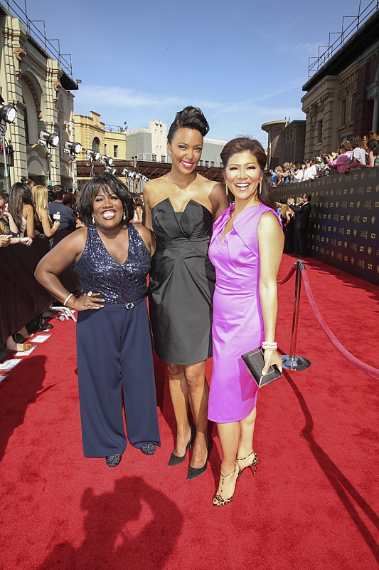 Sheryl Underwood, Aisha Tyler and Julie Chen