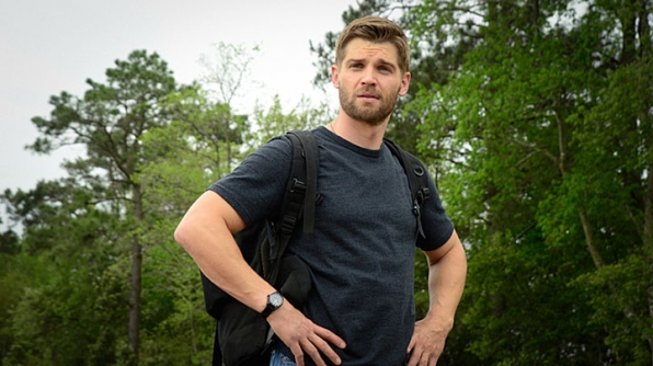 It's Mike Vogel, who plays Dale Barbara!