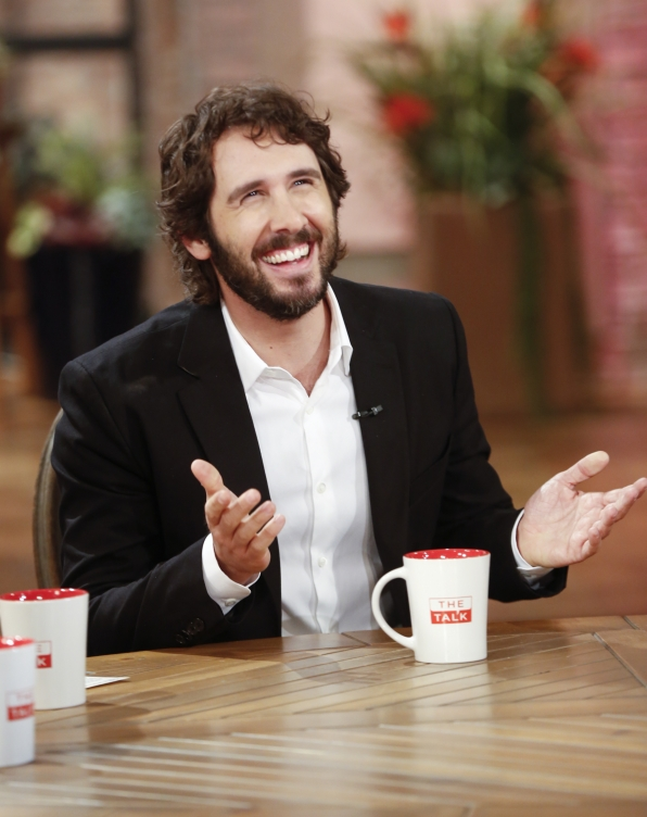 Always a pleasure to have the magnificent Josh Groban