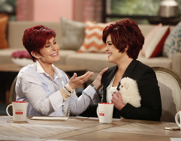 Sharon Osbourne on her cancer diagnosis
