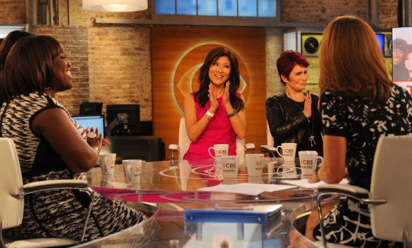 "The ladies of ""The Talk"" visit ""CBS This Morning"""