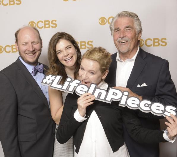 Dan Bakkedahl, Betsy Brandt, Dianne Wiest, and James Brolin - Life In Pieces