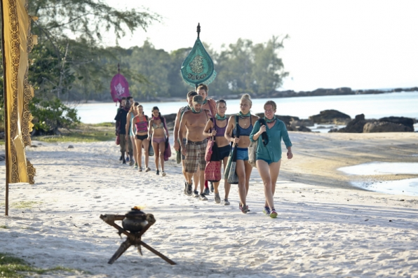 The Ta Keo and Bayon Tribes takes a walk