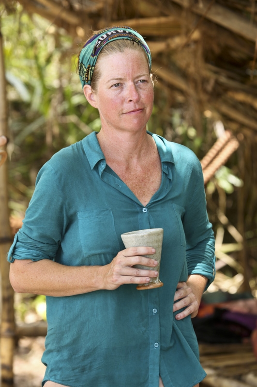 "3. Is ""Chaos Kass"" how you are outside of Survivor, or is she your Survivor alter-ego?"