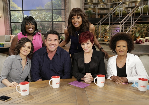 Dean Cain visited P.S. He's single!