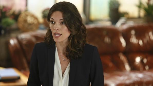 Alana De La Garza as Adriana Molina