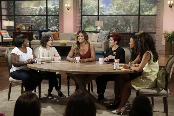 Laverne Cox on Caitlyn Jenner