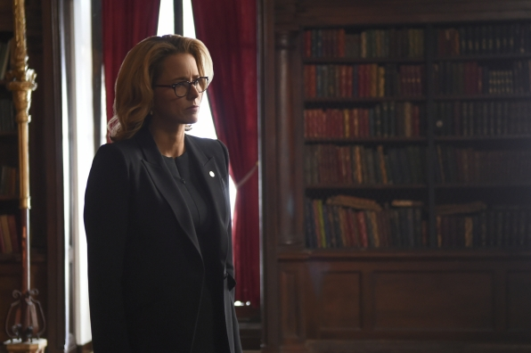 "Madam Secretary,  ""Unity Node"""