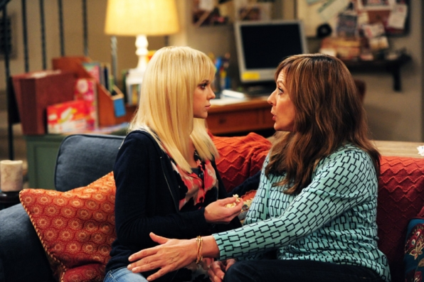 Christy tells Bonnie that Violet reached out to her.