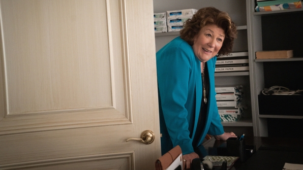 Margo Martindale as Ruth Eastman