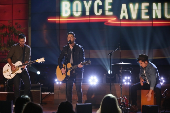 Boyce Avenue covers Coldplay's 'A Sky Full Of Stars'