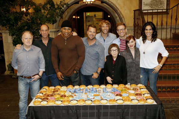 NCIS: Los Angeles Team