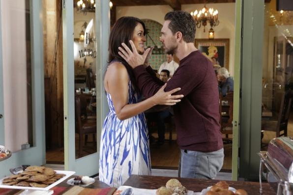Matt and Colleen bond over brunch