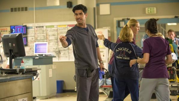 Raza Jaffrey as Dr. Neal Hudson