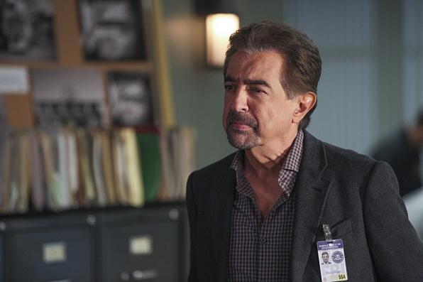 Special Agent David Rossi, Criminal Minds